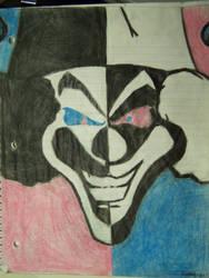The Joker by MetroidMaker