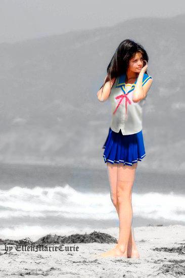 Selena Gomez Mahora uniform by EllenMarieCurie on DeviantArt