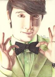 Super Junior Donghae by EllenMarieCurie