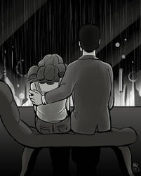 What scares me pt. 2 by moon-hotel