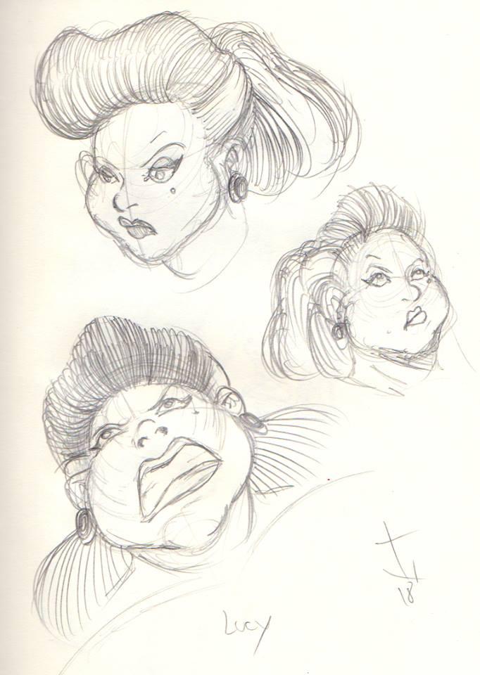 Lucy102 by drewedwards