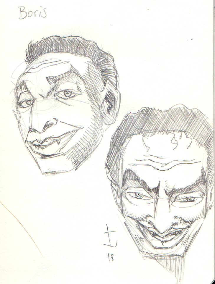 Boris101 by drewedwards