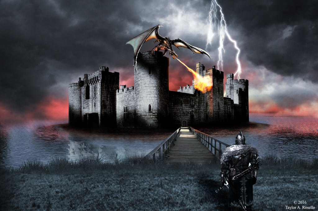 Dragon Slayer by Nightmare116