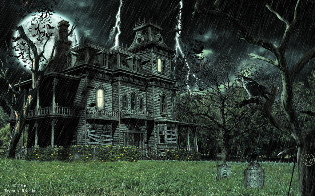 Hell House by Nightmare116