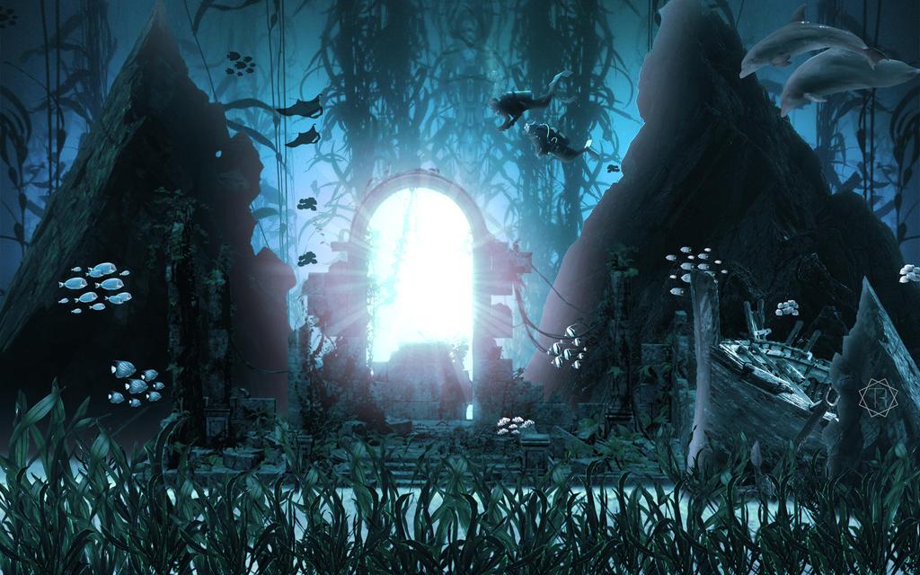 Portal Under the Sea by Nightmare116