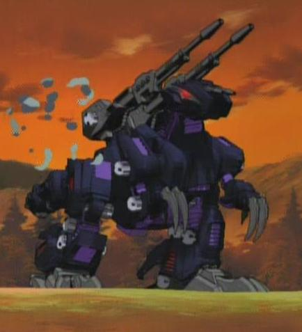 Free forum : Zoids After Era Lexaria_ivy__s_geno_saurer_by_blaidradiant