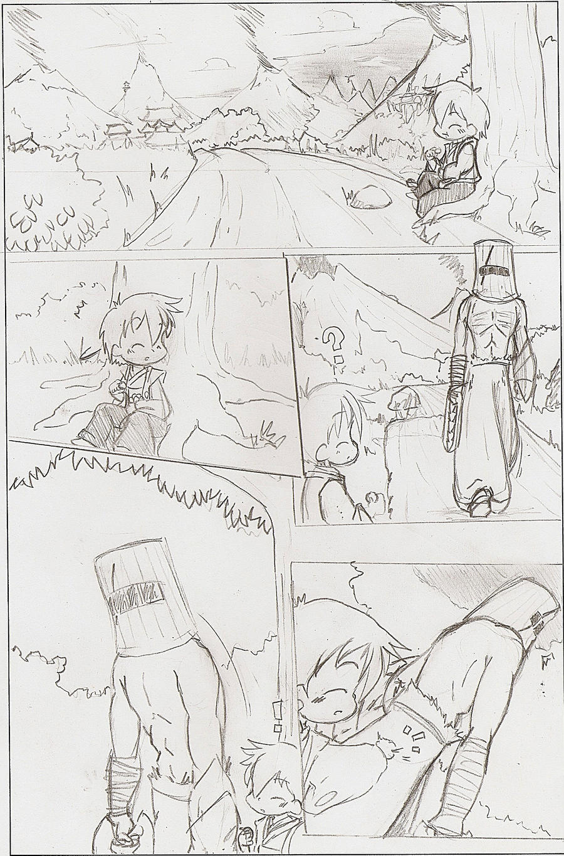 Cinder meets Ishum page 1 by dcrisisbeta