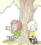 Talking Under the tree