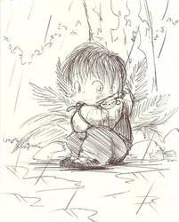 Little hero by dcrisisbeta