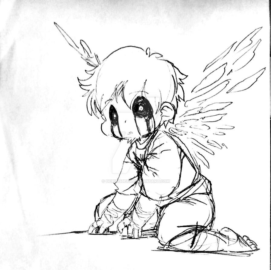 Fallen angel by dcrisisbeta on deviantart fallen angel by dcrisisbeta thecheapjerseys Choice Image