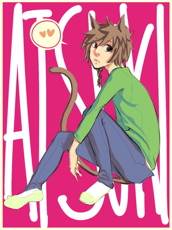 Atsu by Tetsu---chan