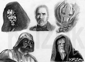 The Sith by krizok
