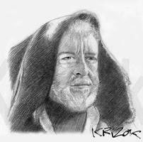 Obi-Wan Kenobi by krizok