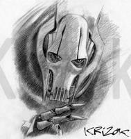 General Grievous by krizok
