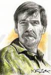 Western Series: Pierce Brosnan by krizok