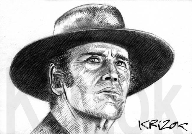 Henry Fonda by krizok