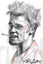 Tyler Durden - Brad Pitt