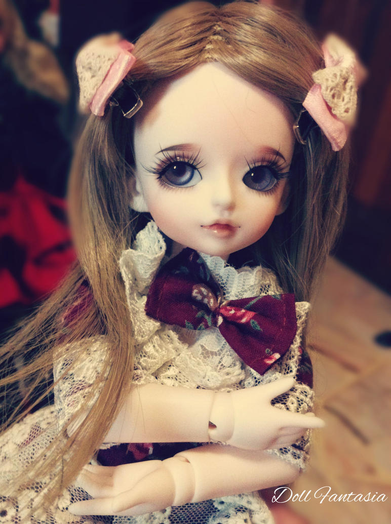Dolllove - YOYO by cheapartpieces