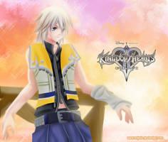 Kingdom Hearts : Riku by enjelia