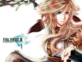 FFXIII : Lightning by enjelia