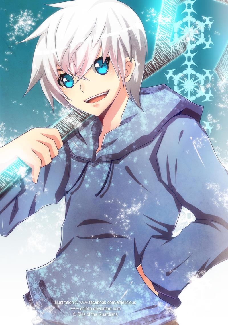 .Jack Frost. by enjelia