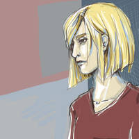 Too Dauntless For Amity by mangopatch