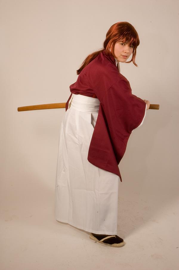 Himura Kenshin 3 by redletalis