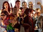 GTA IV Characters