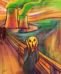Fear's Energy 'Scream Parody'