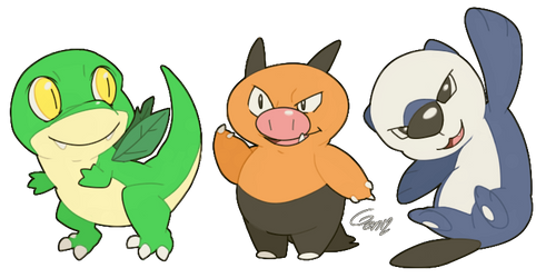WHAT KIND OF POKEMON ARE YOU?? by MBLOCK