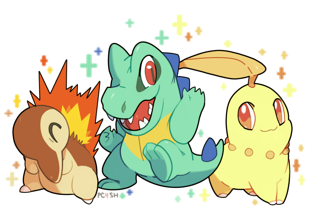 will you choose your starter? by MBLOCK