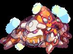 lava frog