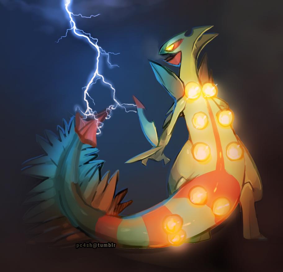 Lightning Rod by MBLOCK
