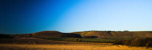 Golden Ball Hill Wiltshire Downs by SomersetCider
