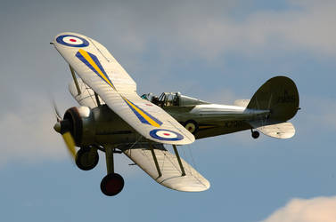 Gloster Gladiator by SomersetCider