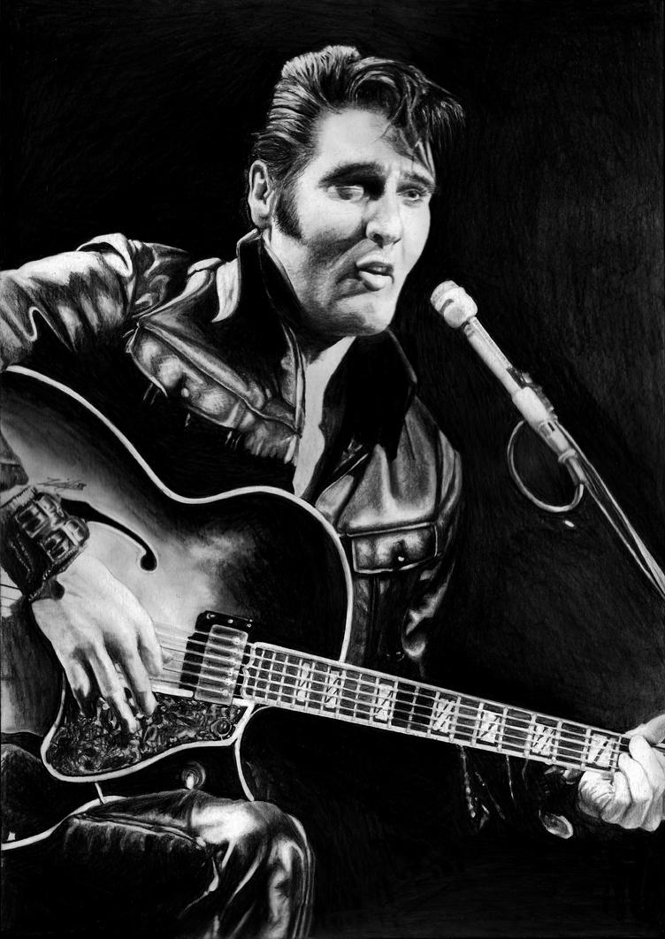 An analysis of melody and harmony in hound dog by elvis presley