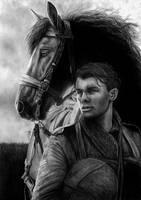 War Horse by Yankeestyle94