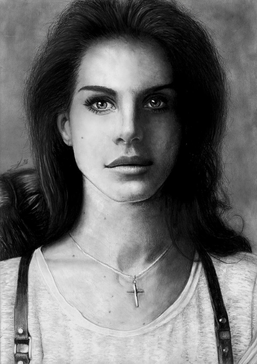 Lana Del Rey by Yankeestyle94