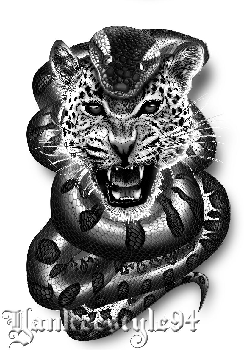 Anaconda TATTOO By Yankeestyle94 On DeviantArt