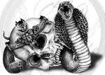 King Cobra TATTOO