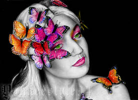 Julia Graf Butterfly Fairy by Yankeestyle94