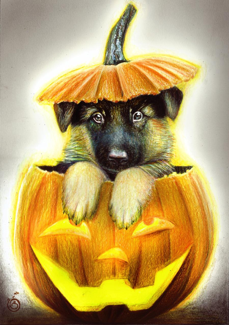 Halloween Art Prints