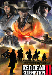 Red Dead Redemption II by Yankeestyle94