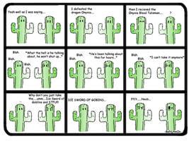 -Kactus- computer games by Dank-Monkey