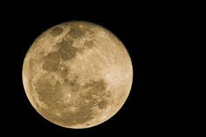 Umdloti Full Moon by MrStickman