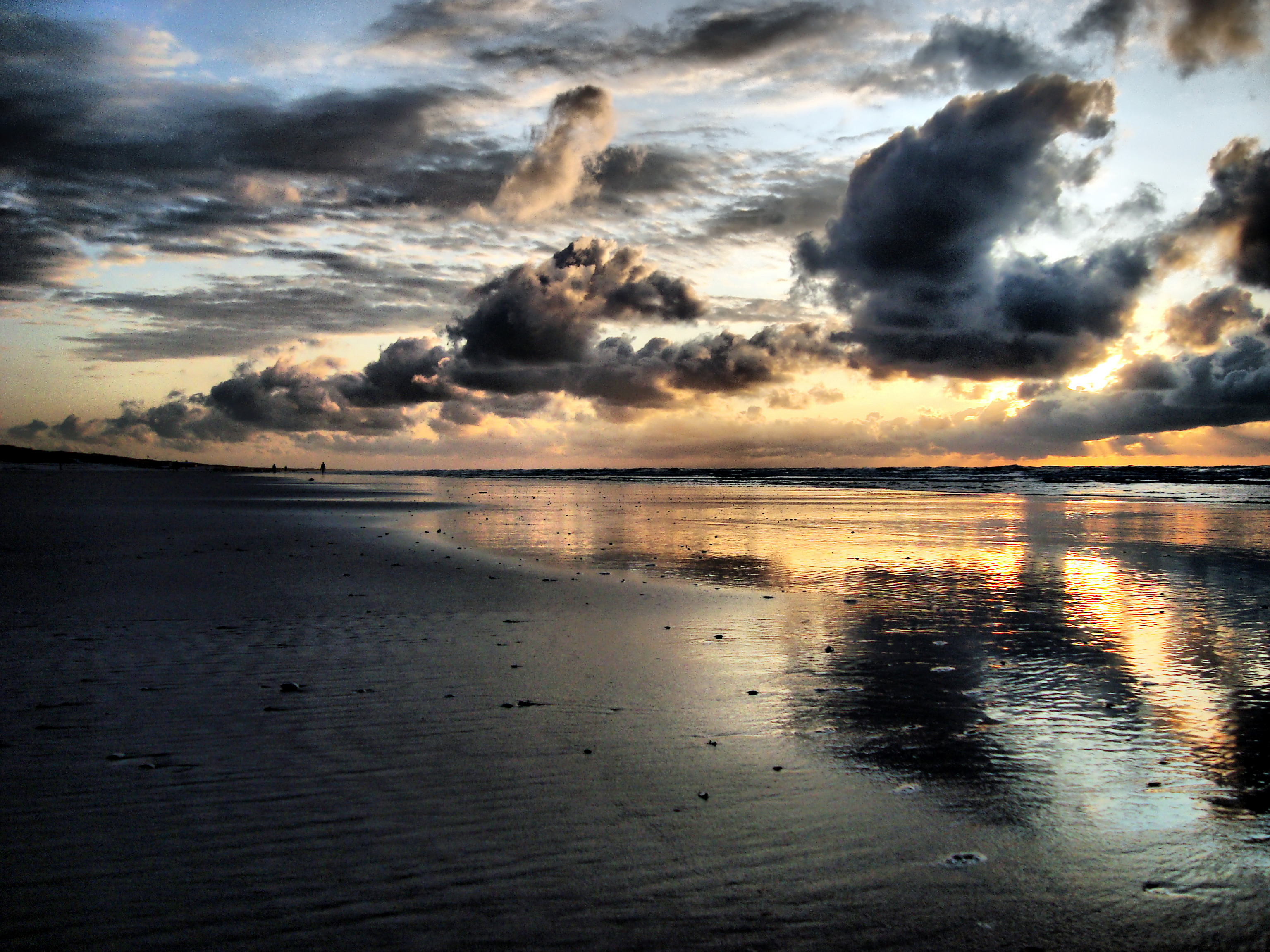 Ameland Sunset 6 by Misterooo