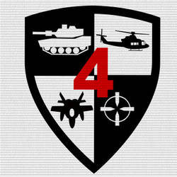 The 4th Platoon Logo by 2ndLtBonet