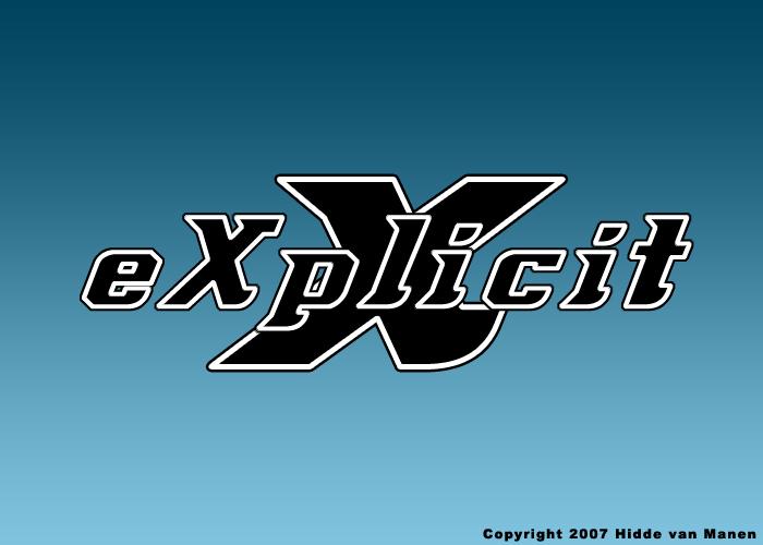 Team eXplicit .paintball. logo by sxd-gfx on DeviantArt