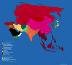 Alt-Cold War (Asia and The Middle East)