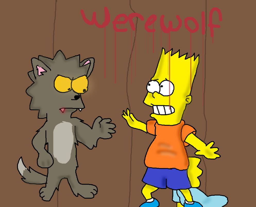 RQ Werewolf Lisa by ImpishZaeli